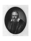 Galileo Galilei, Italian Astronomer Giclee Print