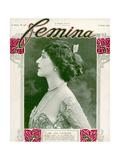 Mlle Lina Cavalieri Giclee Print