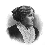 Louisa May Alcott Giclee Print