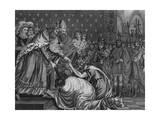 Charlemagne, Ambassadors Giclee Print