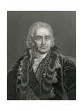 Jean-Antoine Chaptal Giclee Print