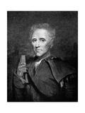 Daniel Boone Giclee Print