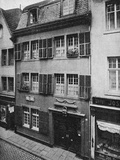 Beethoven, Bonn B'Place Photographic Print