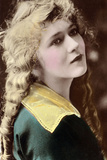 Mary Pickford, Postcard Photographic Print