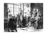 James Watt Premium Giclee Print