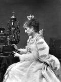 Sarah Bernhardt Photographic Print