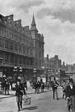 Cannon Street Photographic Print