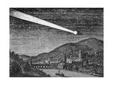 Heidelberg Comet 1618 Giclee Print