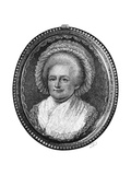 Martha Washington Premium Giclee Print