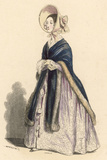 Frenchwoman 1850 Photographic Print