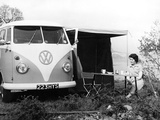 Vw Camper Van Photographic Print