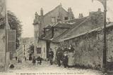 Berlioz, Montmartre Home Photographic Print