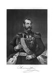 Tsar Alexander II Giclee Print by Alonzo Chappel