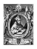 Roberto Bellarmino Giclee Print by Alberto Roncus