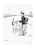 Chaplin by Faivre Giclee Print by Abel Faivre