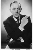 Alec Guinness, Postcard Photographic Print