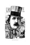 John Hollingshead Giclee Print by Alf Bryan