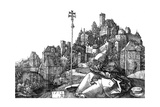 Germany Nurnberg Reproduction procédé giclée par Albrecht Dürer