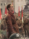 Paul Joseph Goebbels Fotografie-Druck