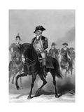 Baron Von Steuben Giclee Print by Alonso Chappel