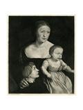 Elsbeth Schmidt-Holbein Premium Giclee Print by A. Quantin