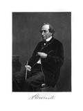 Disraeli Giclee Print by Alonzo Chappel