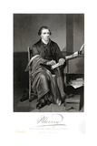 Patrick Henry Giclee Print by Alonzo Chappel