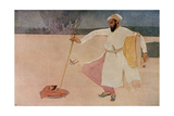 Alamgir I,Tagore Giclee Print by Abanindro Nath Tagore