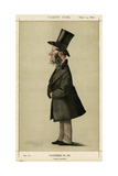 Viscount Enfield, Vanity Fair Giclee Print by Adriano Cecioni