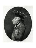 Friedrich II, Smith Premium Giclee Print by A Smith