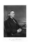 Henry Ward Beecher Giclee Print by Alonzo Chappel