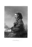 Harriet Beecher Stowe Giclee Print by Alonzo Chappel