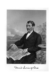 David Livingstone Giclee Print by Alonzo Chappel