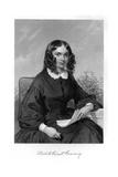 Elizabeth Barrett Browning Giclee Print by Alonzo Chappel