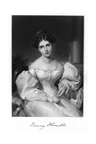 Frances Anne Kemble Giclee Print by Alonzo Chappel
