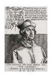 Albertus Magnus Giclee Print by Albrecht Dürer