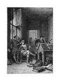 Robert Estienne Giclee Print by Alphonse De Neuville