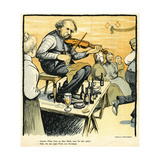 Danish Country Dance Giclee Print by Alfred Schmidt