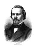 Gustav Freytag Giclee Print by Adolf Neumann