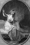 Siddons as Desdemona Photographic Print