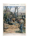 Austrian Dowser Giclee Print by Alfredo Ortelli