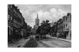 Hampstead Church Row Giclee Print by A.r. Quinton