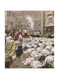 New Priests at Rome Giclee Print by Achille Beltrame