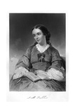 Margaret Fuller Giclee Print by Alonzo Chappel