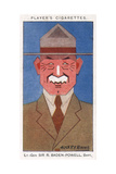 Lord Baden-Powell Giclee Print by Alick P.f. Ritchie