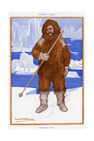 Robert Edwin Peary, American Explorer Giclee Print by Alick P.f. Ritchie