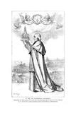 Joseph Guibert Giclee Print by Achille Sirouy