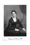 Baroness Burdett-Coutts Giclee Print by Alonzo Chappel