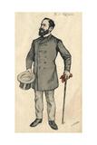 Jean Francois Raffaelli Giclee Print by Adolphe Willette