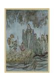 Sabrina Fair Giclee Print by Arthur Rackham